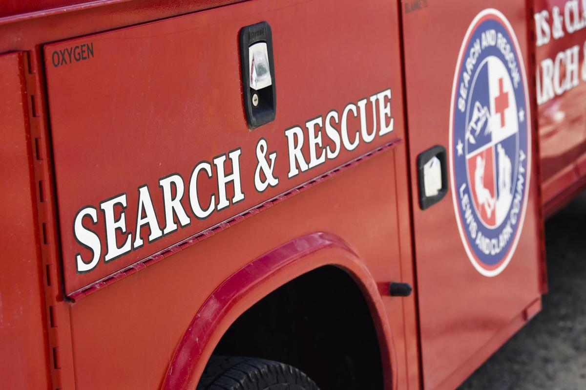 Search and Rescue stock image