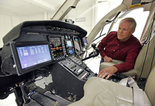 whitefish philanthropist puts two rescue helicopter in air local missoulian