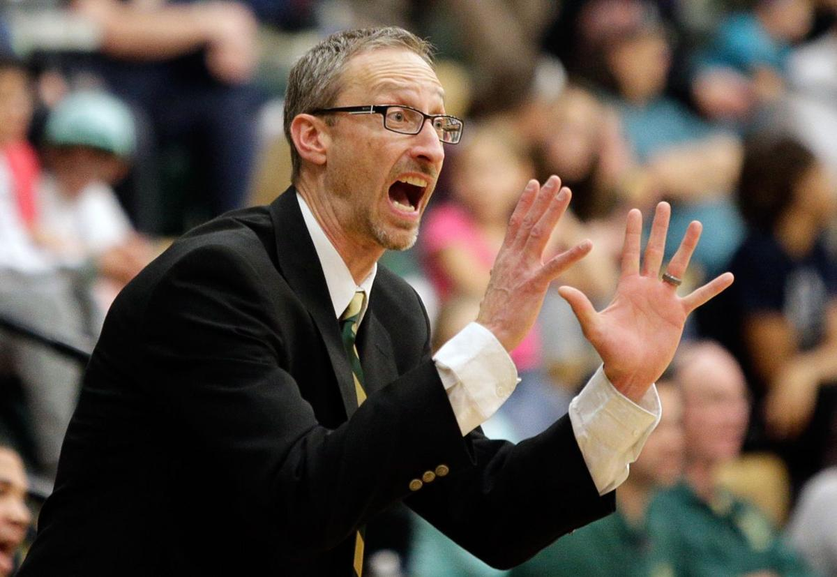 Rocky Coach Bill Dreikosen