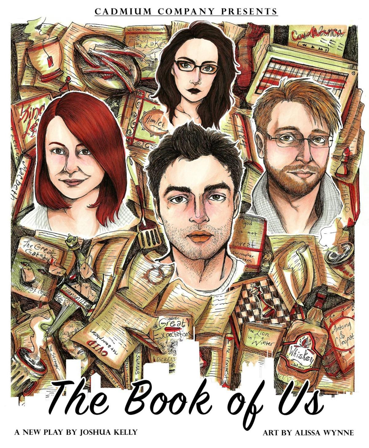 'The Book of Us'