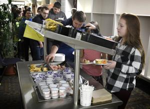 Hall Passages: Second breakfast helps DeSmet students learn