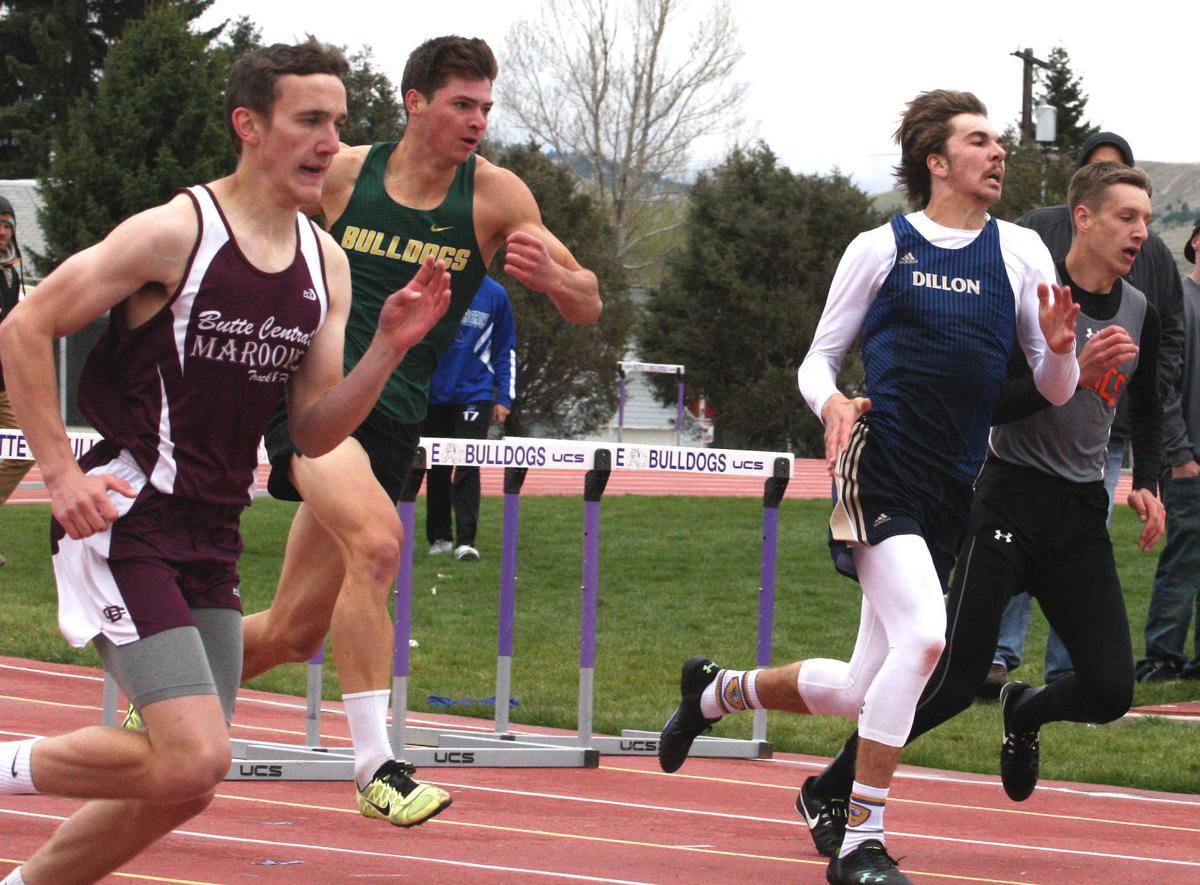 Western A Day 2 - 300 hurdles
