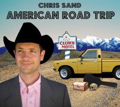 Rapping cowboy' Chris Sand says goodbye to troubadour life on 'Road