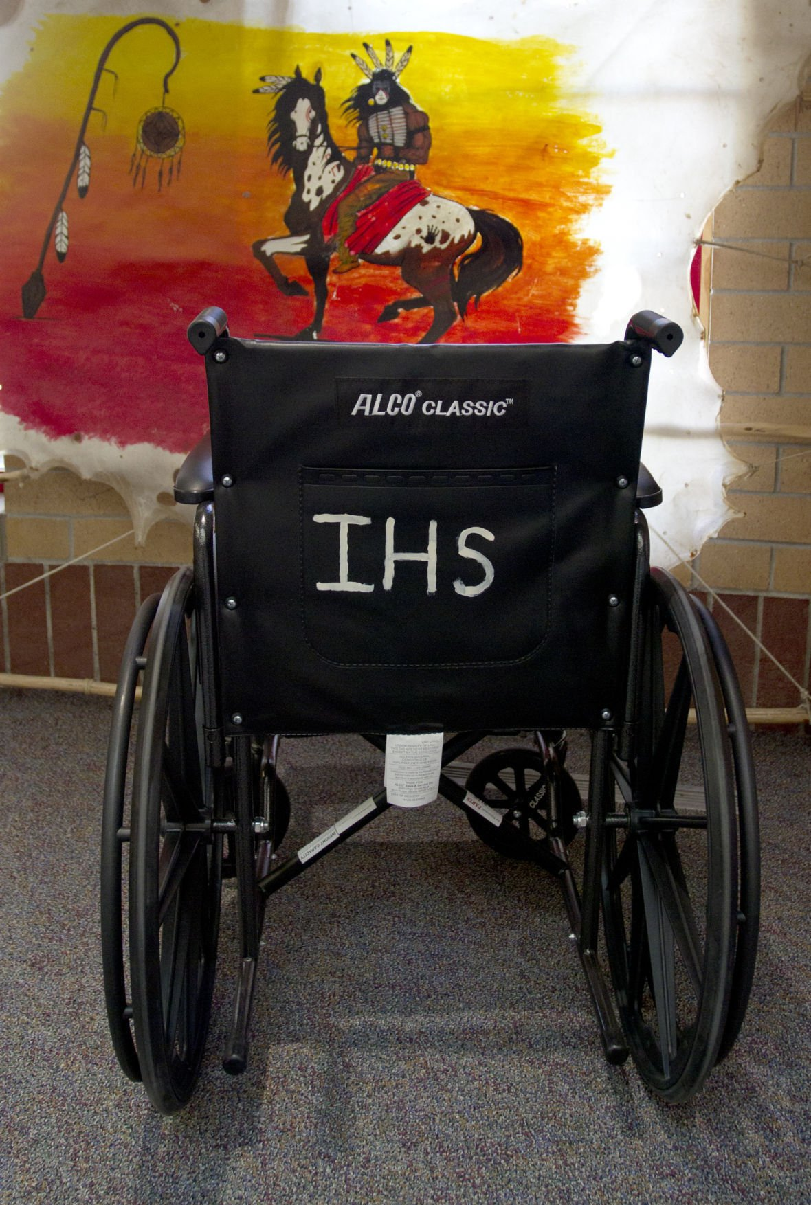IHS wheelchair