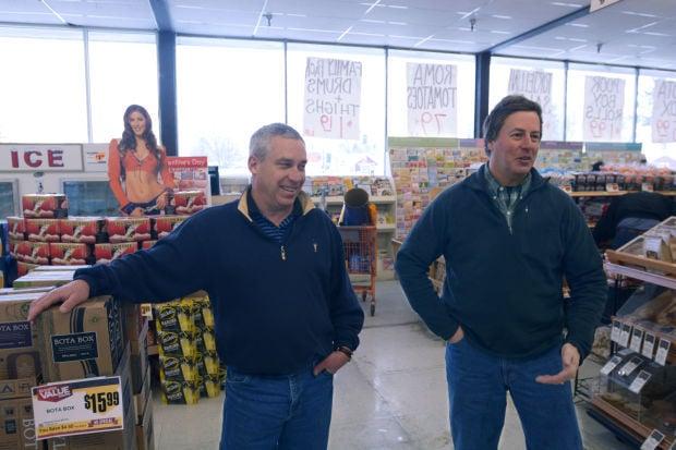 Safeway stores sold