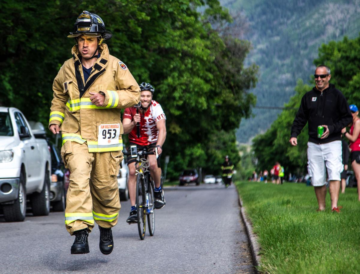 missoula firefighter andy drobeck sets world record for mile run