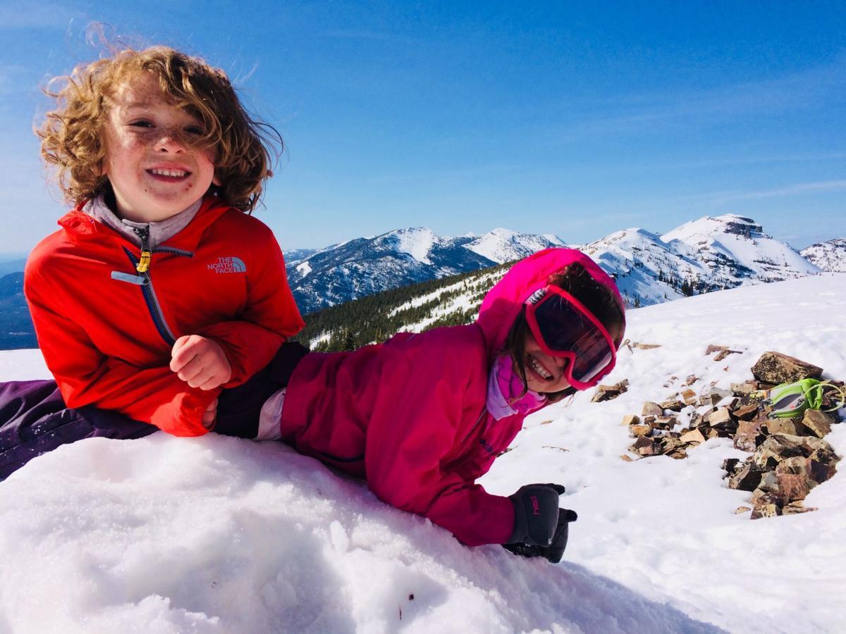 Star Peak in proposed Scotchman Peaks Wilderness