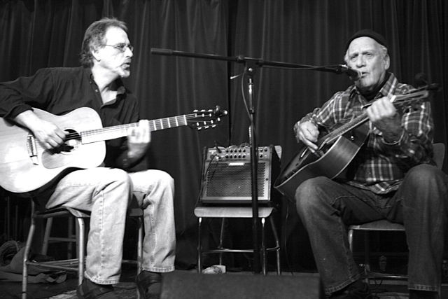 Ron Meissner and Ron Gluck