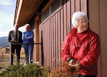 Centennial Celebration: Blackfoot Church marks 100 years of faith in small ranching community