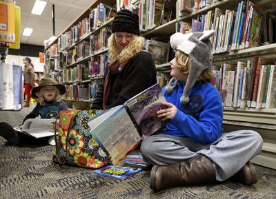 Open to learn: Homeschool family exemplifies just one segment of Missoula library users
