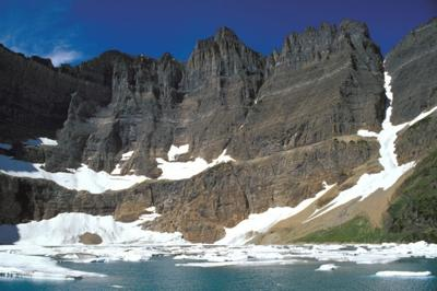 Disappearing Glaciers