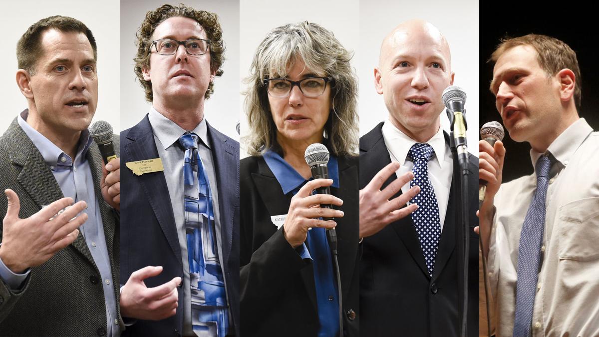 Montana Democratic U.S. House Candidates