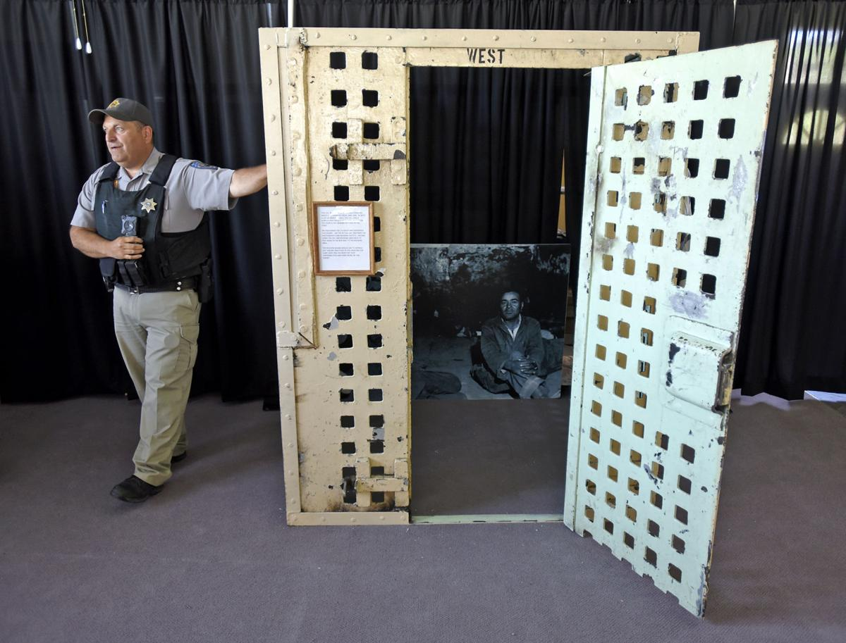 old jail cell opens to new stories at montana law enforcement museum