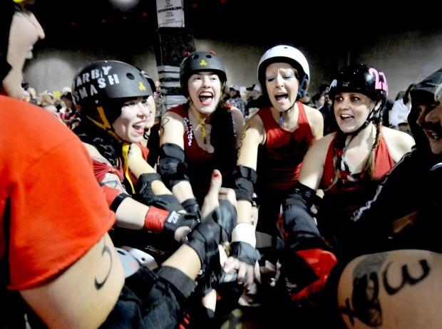 111410 Hellgate Rollergirls