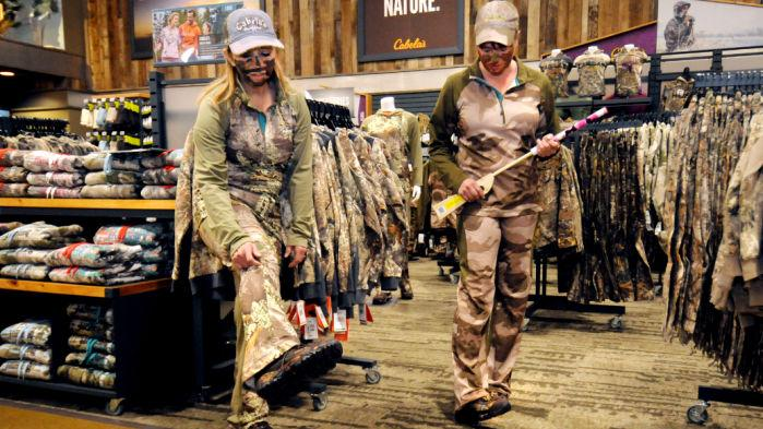 7bbfa16b Cabela's, packing everything an outdoor family could want, prepares for  June 12 opening