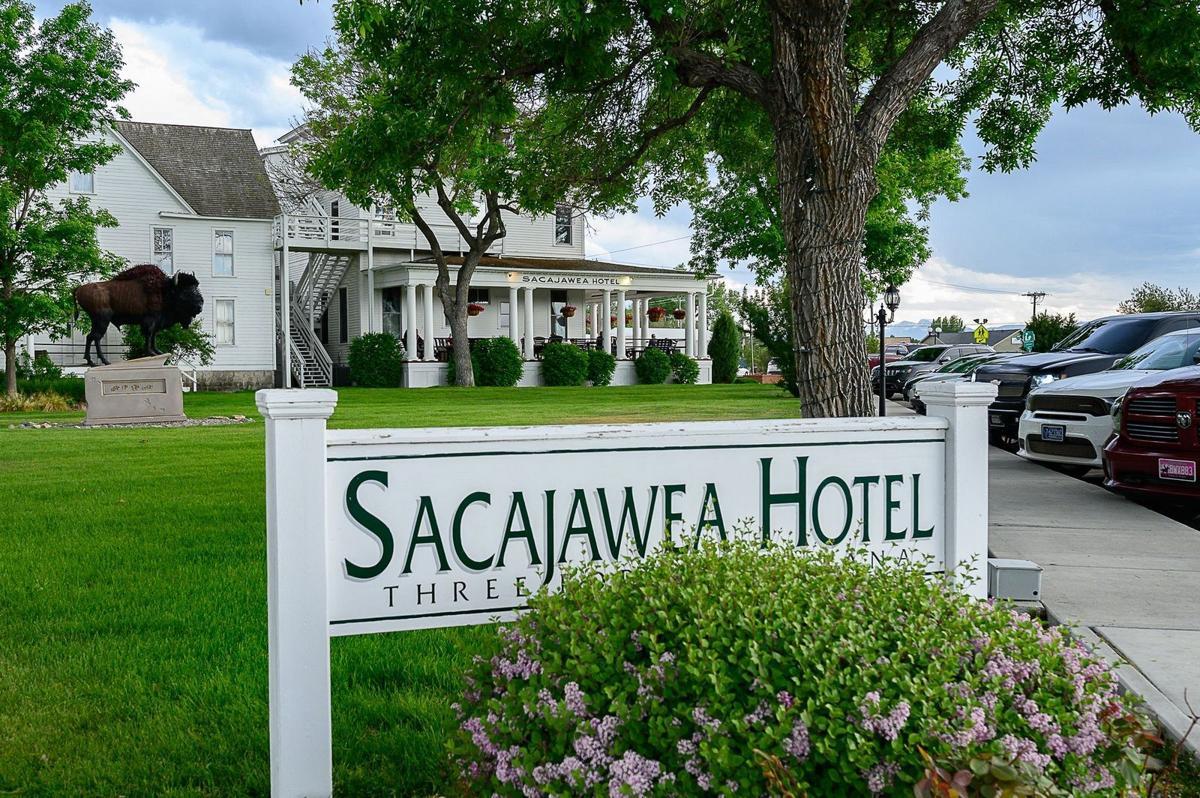 The Sacajawea Hotel