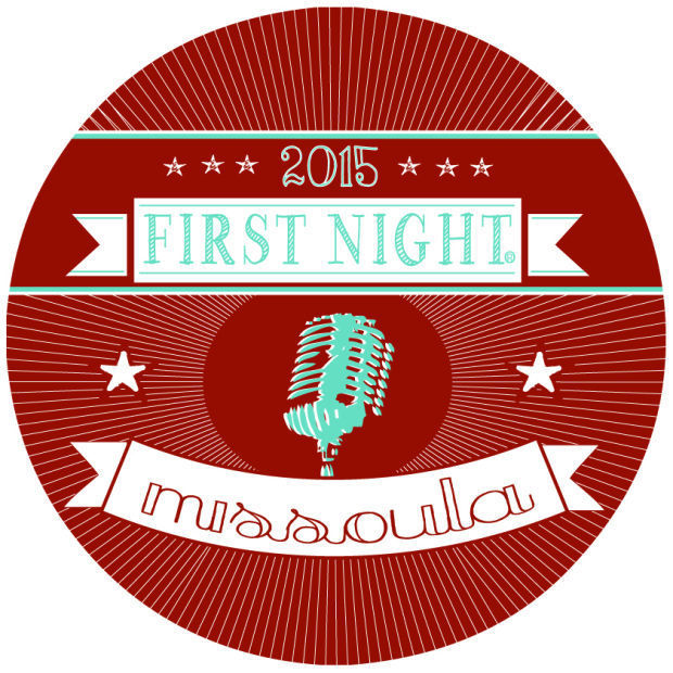 First Night 2015 Button Logo