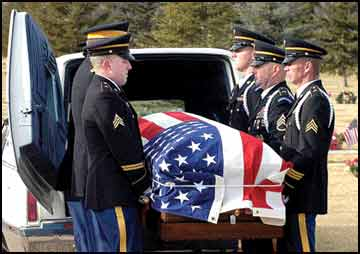 Soldier who died in Iraq mourned in Butte, Helena
