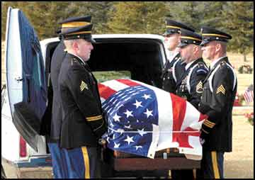 Ranks growing for solemn Honor Guard duty | Local