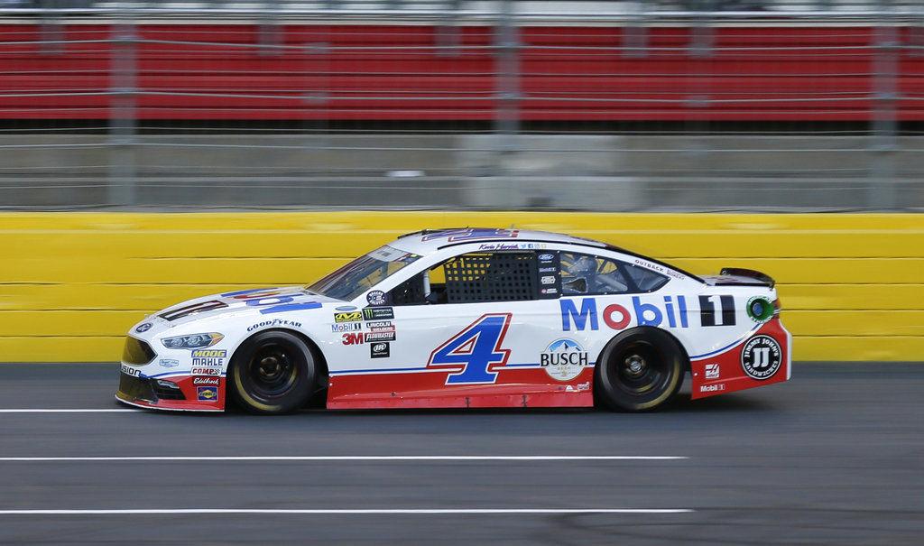 NASCAR Charlotte Auto Racing (MIS)