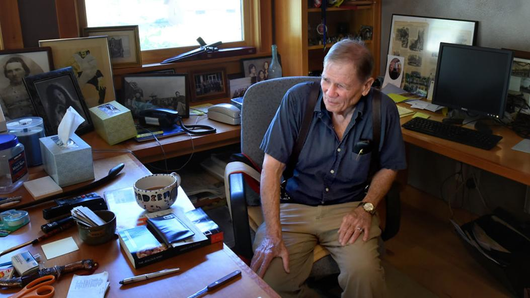 James Lee Burke, others to receive Arts Missoula awards on March 22