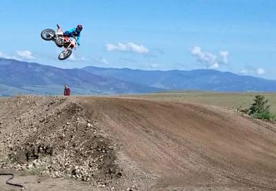 MotoX landing