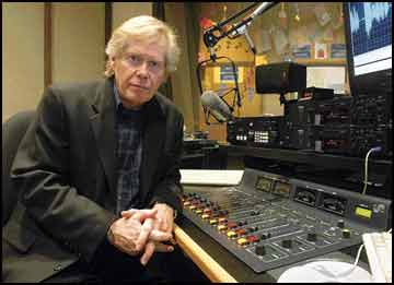 On-air honor: KUFM's William Marcus recognized for years of service