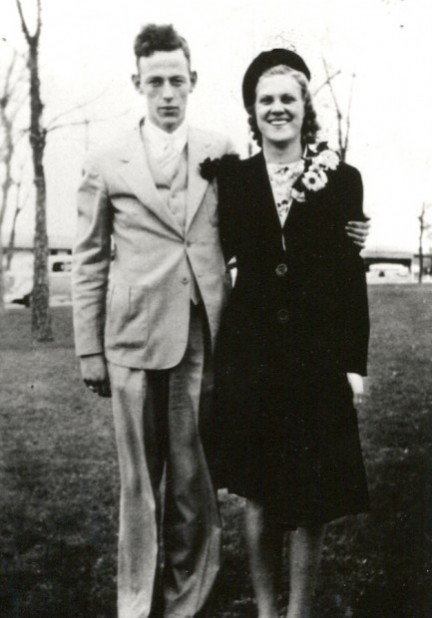 Dwight and Betty Rittenhouse