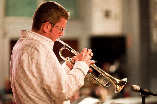 Vern Sielert, trumpet