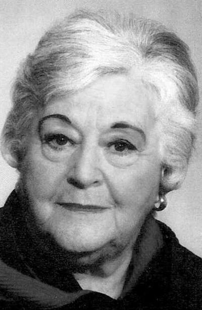Norma Baldwin Ricketts