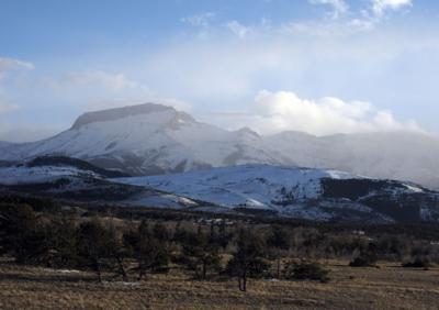 Ear Mountain