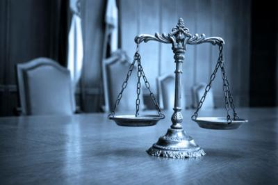 attorney lawyer justice scales stockimage