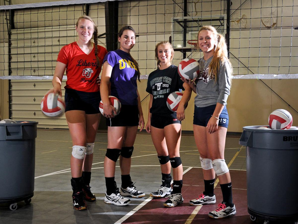 College Bound Players Lead Montana Volleyball Academy To Nationals Volleyball Missoulian Com