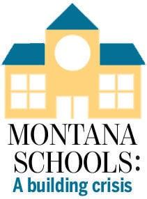 Montana Schools: A Building Crisis logo