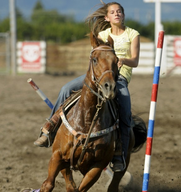 Rodeo Roots Hedrick Knight Carry On Family Tradition