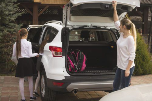 13 Things That Will Turn Your Car Into A Mobile Family Command Center
