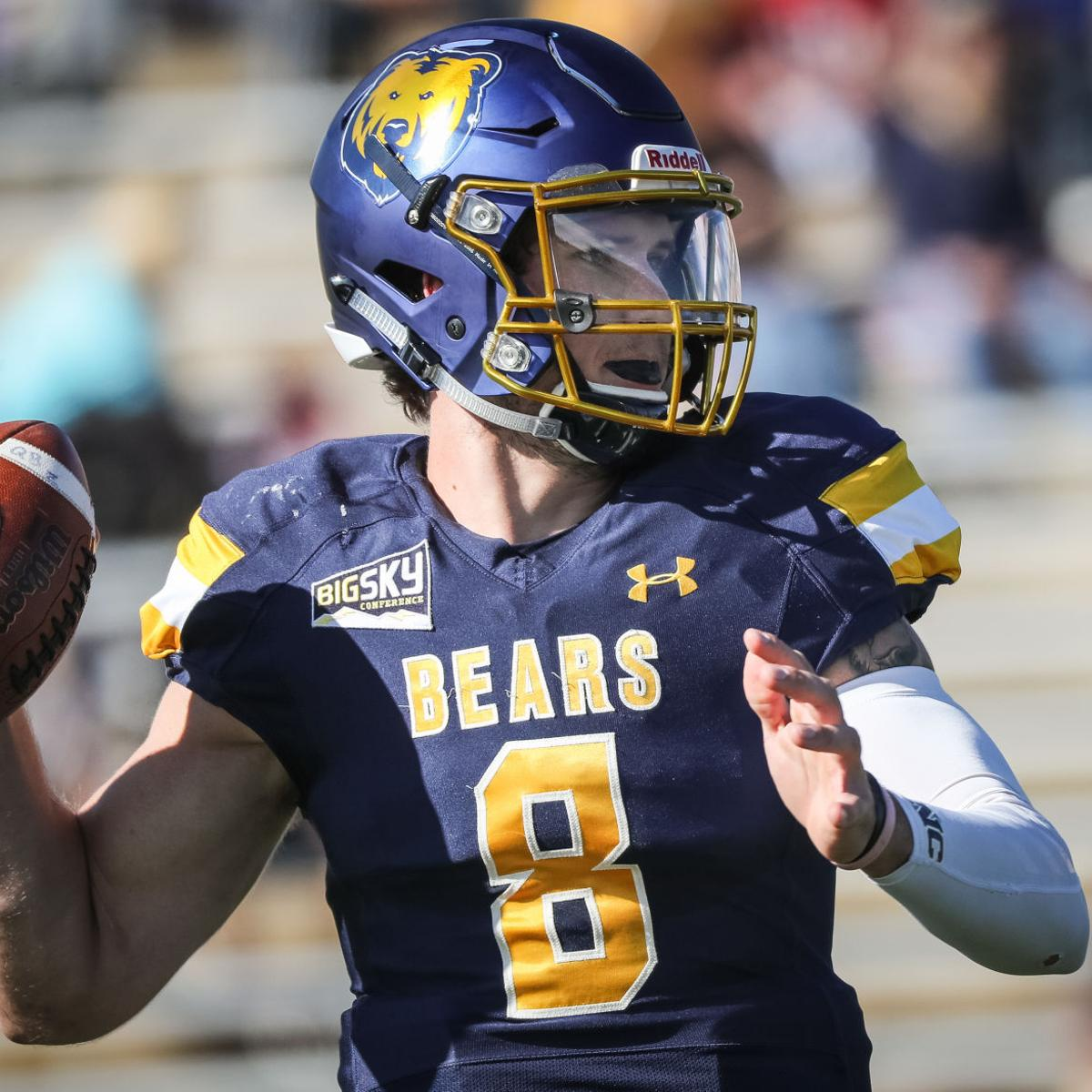 save off 2fdbc 8eb5e QB Sloter leading Northern Colorado offense to uncharted ...