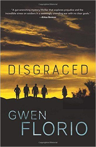 "Cover of Gwen Florio's book, ""Disgraced.''"
