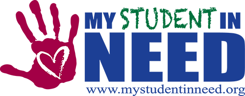 My Student in Need logo