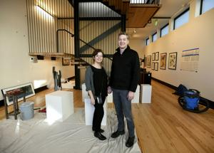 New Radius Gallery building a 'jewel box' for contemporary art in Missoula