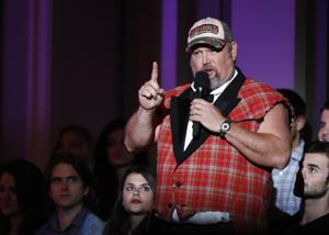 Larry the Cable Guy drops out of Styx's Billings show