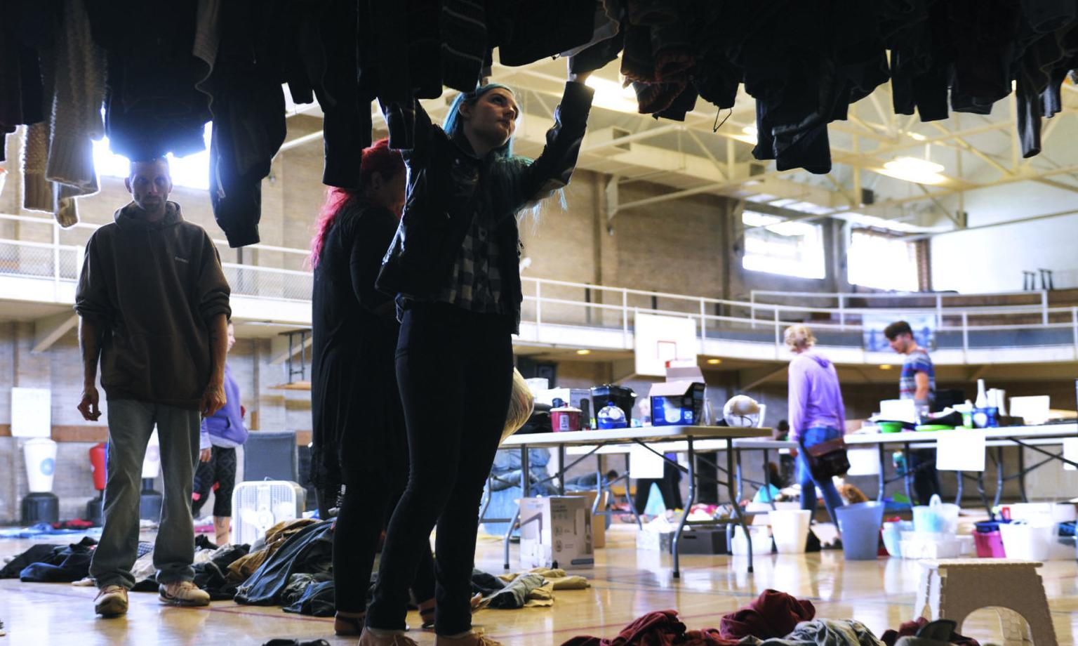 Campus Thrift sale reduces waste, funds sustainability projects