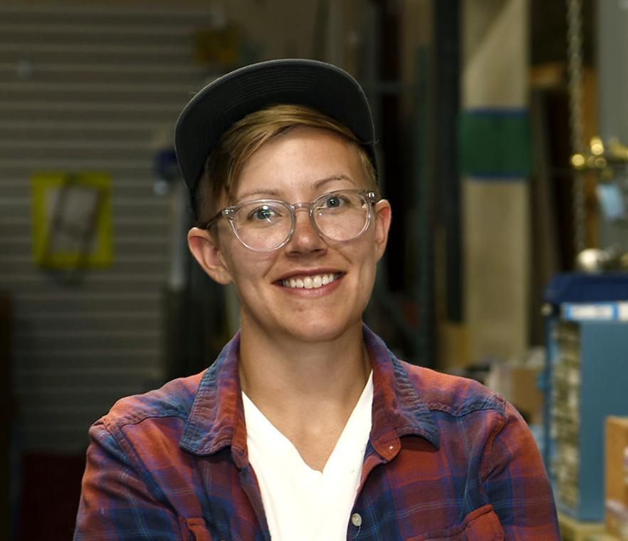Monday's Montanan: Greenbaum mentors youth interns at nonprofit Home ReSource