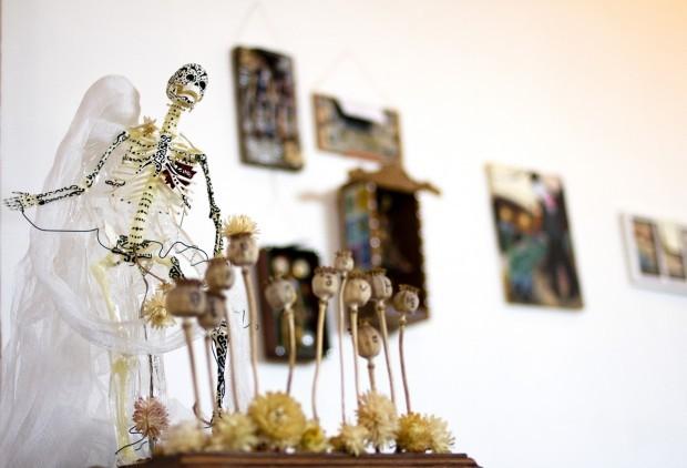 101212 festival of dead art show