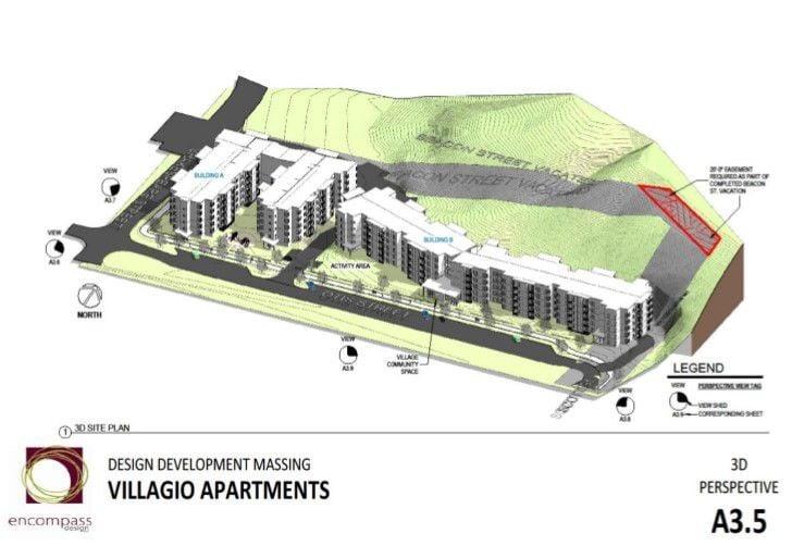 Villagio new rendering