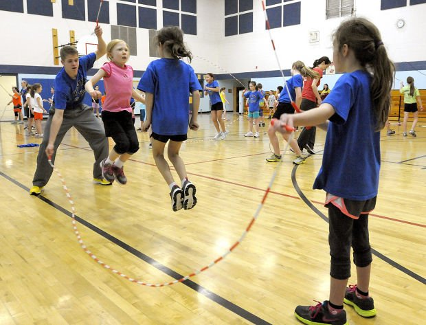 Missoula kids learn craft of high-octane jumping rope from ...
