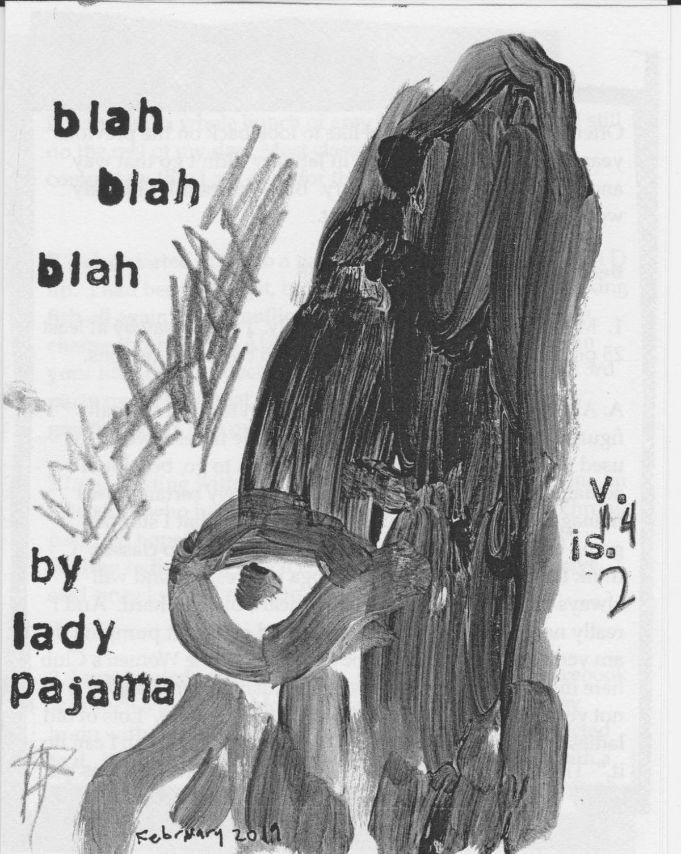 Ladypajama zine