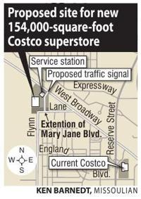 Costco Locations Wisconsin Map.Costco Looks To Build New 154 000 Square Foot Superstore On West