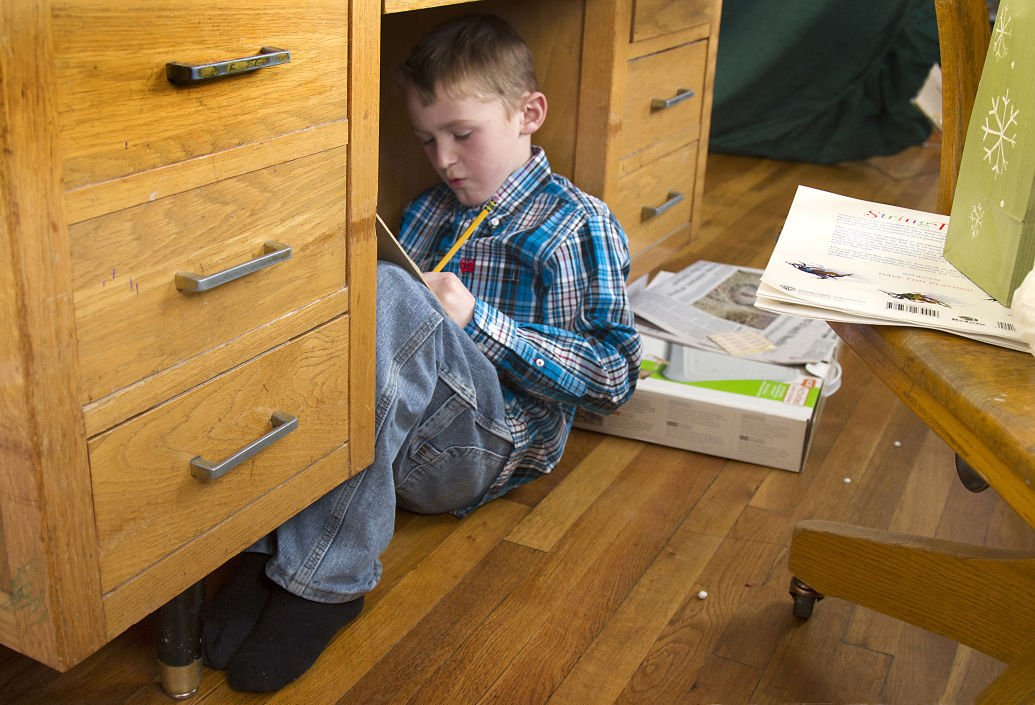 072615 schools2 4-Kester_Math under teacher desk 2.JPG