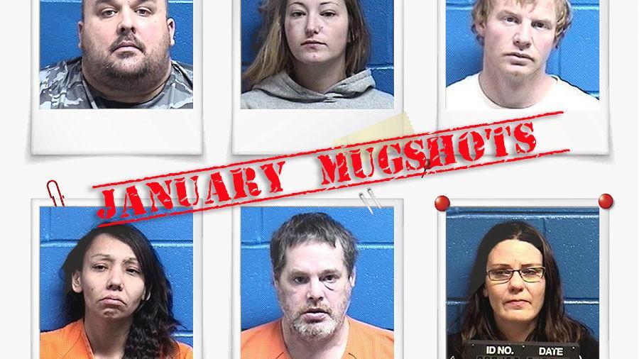January mugshots | Local | missoulian com